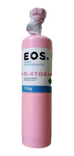Kit 2 Gás Refrigerante R410a 750g EOS C/válvula Registro Split