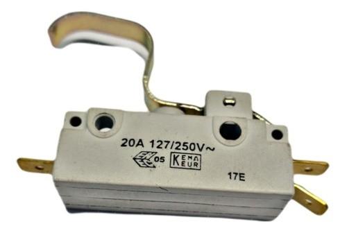 Kit 2 Interruptores Original Para Motores Deslizante