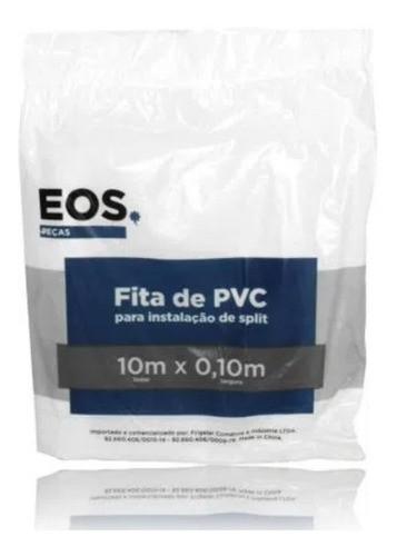 Kit 5 Fitas Pvc Vedação Ar Condicionado 10mmx10m EOS