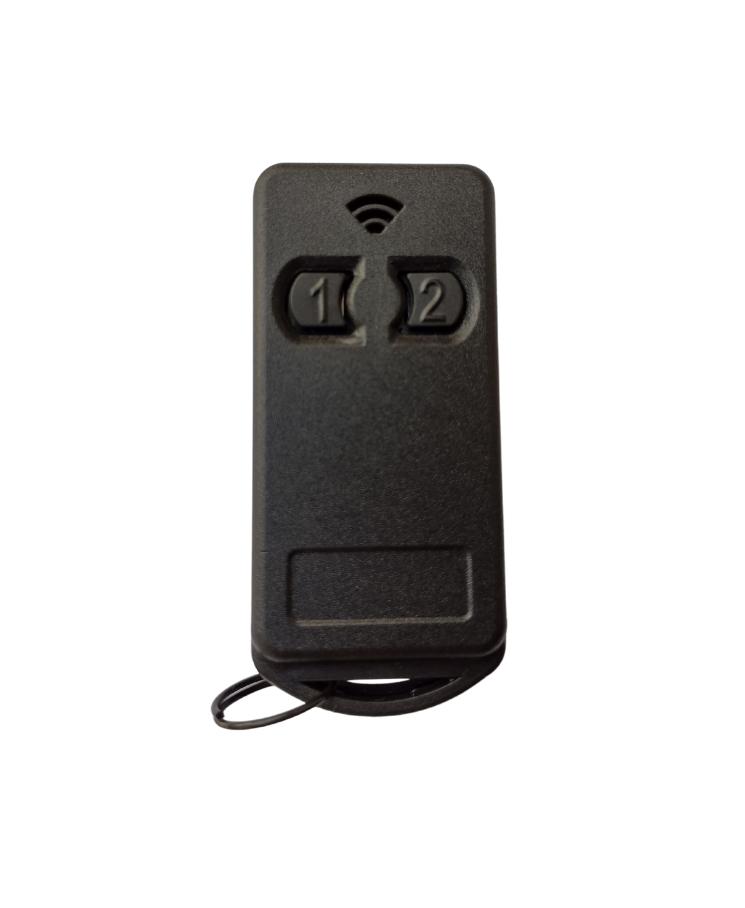 Kit 7 Controles Para Portão Eletrônico 299 Mhz Com Pilha