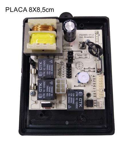 Kit Instalação 2 Central+2 controles 433MHz+2Controle 299MHz+2 Chicotes