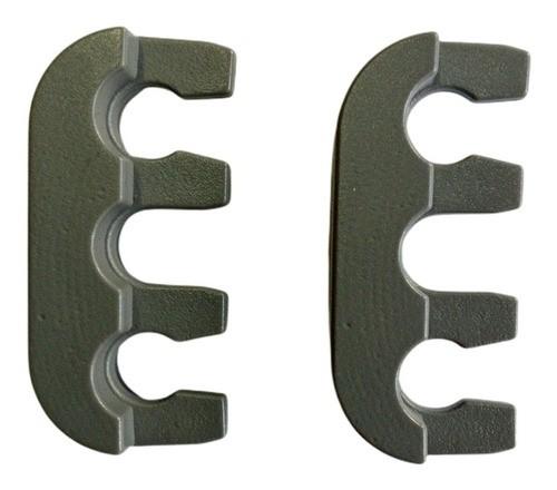 Kit Par de Micro Chave Fim De Curso + Par Limitadores De Fim De Curso