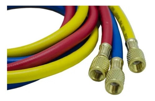 Mangueira Conjunto Para Manifold 1,5mts R134A R404 407C 507C