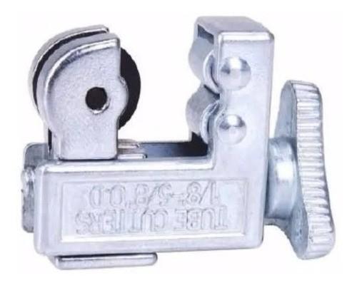 Mini Cortador De Tubos 1/8 a 5/8 de Alumínio Cobre Plástico Refrigeração EOS