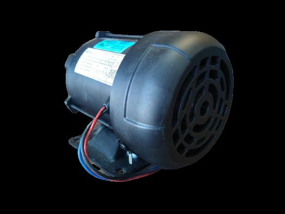 Motor 1/3 CV Ventilado para Portão Eletrônico Alto Fluxo