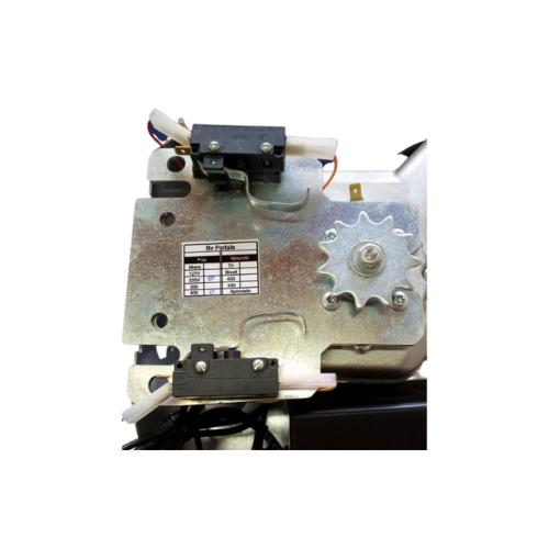 Motor BV Portale 400 Celtron 1/3CV com Calha de 2,00 mts Completa com Kit Fixação Cel-tron