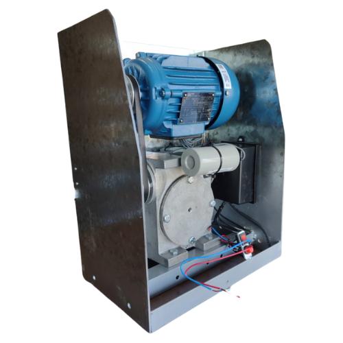 Motor Industrial 220V 5 metros de Corrente 1CV Redução 1:30 com 2 Controles Celtron