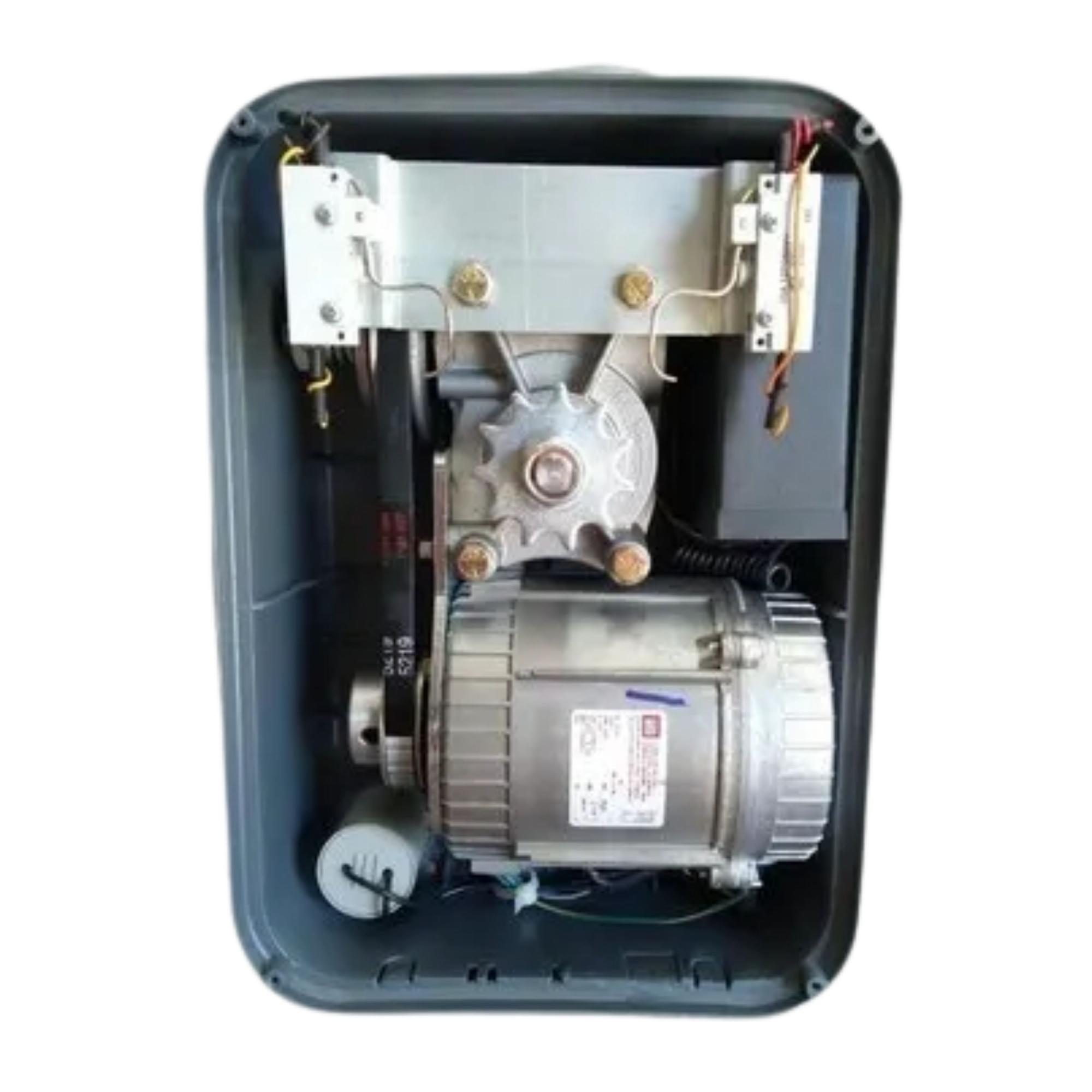 Motor Movimento BM12 1/3 CV com 2 Calhas 1,80 metros + Kit Tração e 2 Controles
