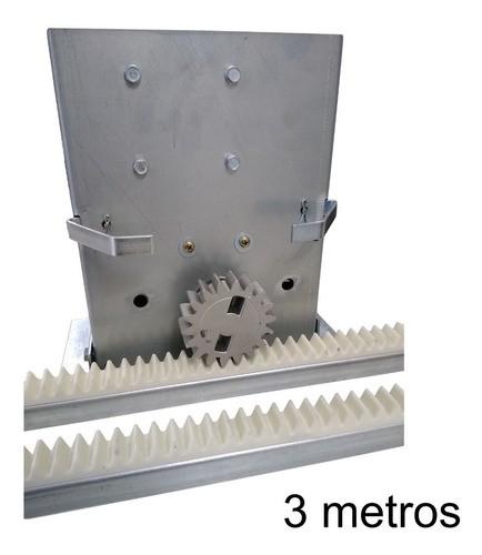Motor para Portão Deslizante Celtron 3,00 Metros 1/4CV 433mhz