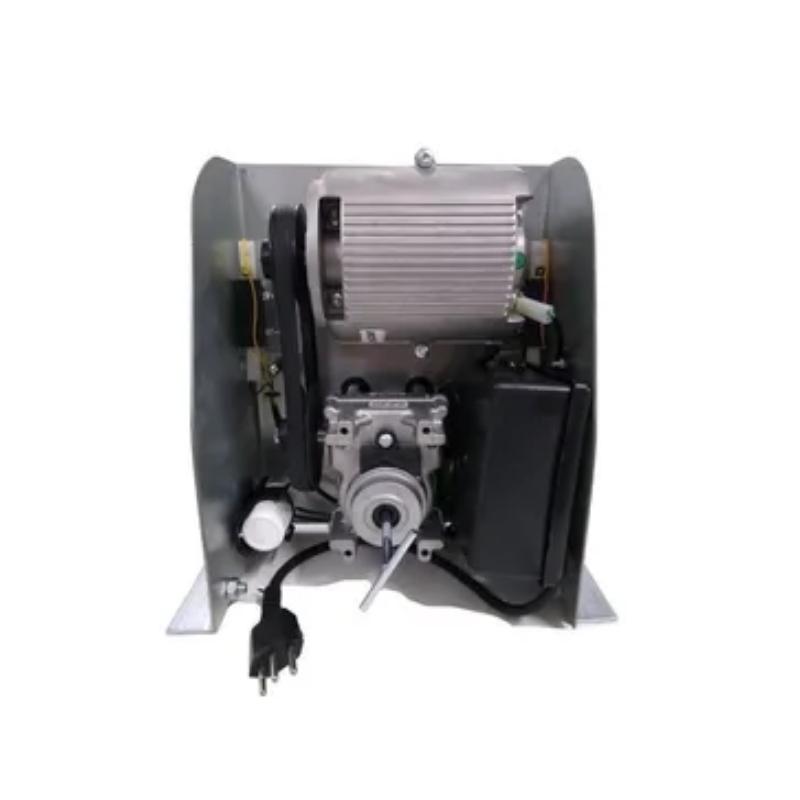 Motor Para Portão Deslizante com Corrente 4 Mts 433 Mhz Celtron