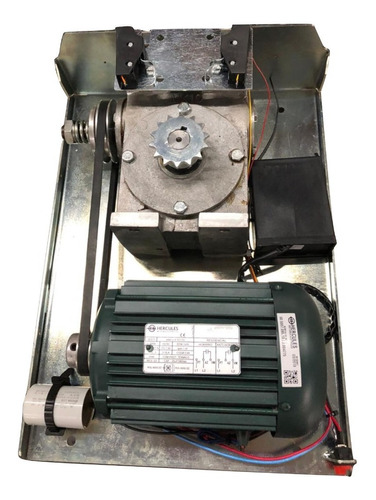 Motor Portão Corrente Industrial 1/2cv 1,65mts Celtron