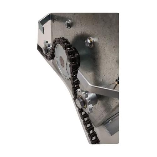 Motor Portão Deslizante Semi Industrial com Corrente 5mts