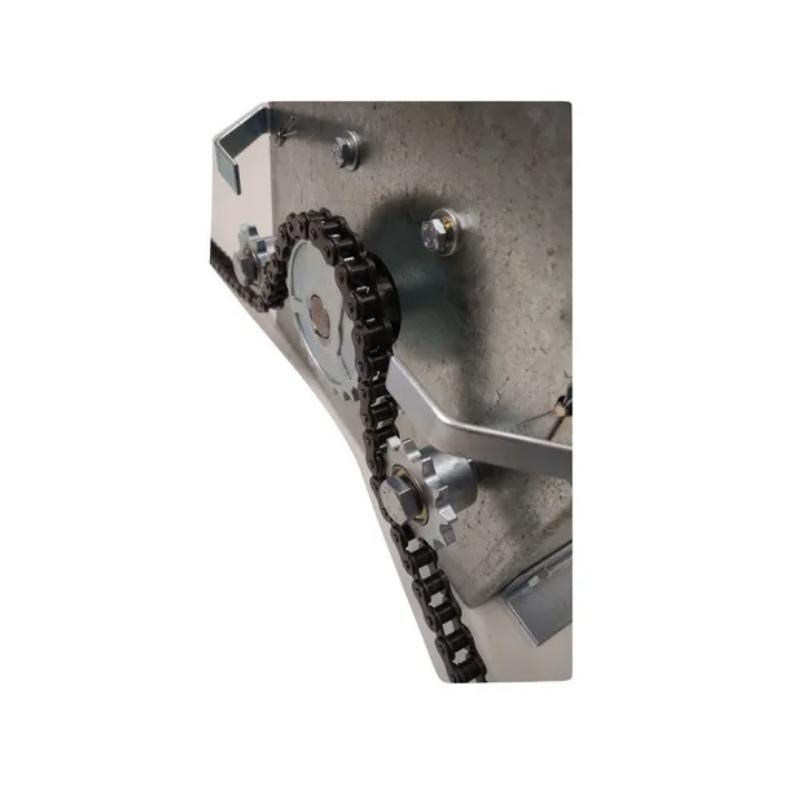 Motor Portão Deslizante Semi-industrial Corrente 10 Mts