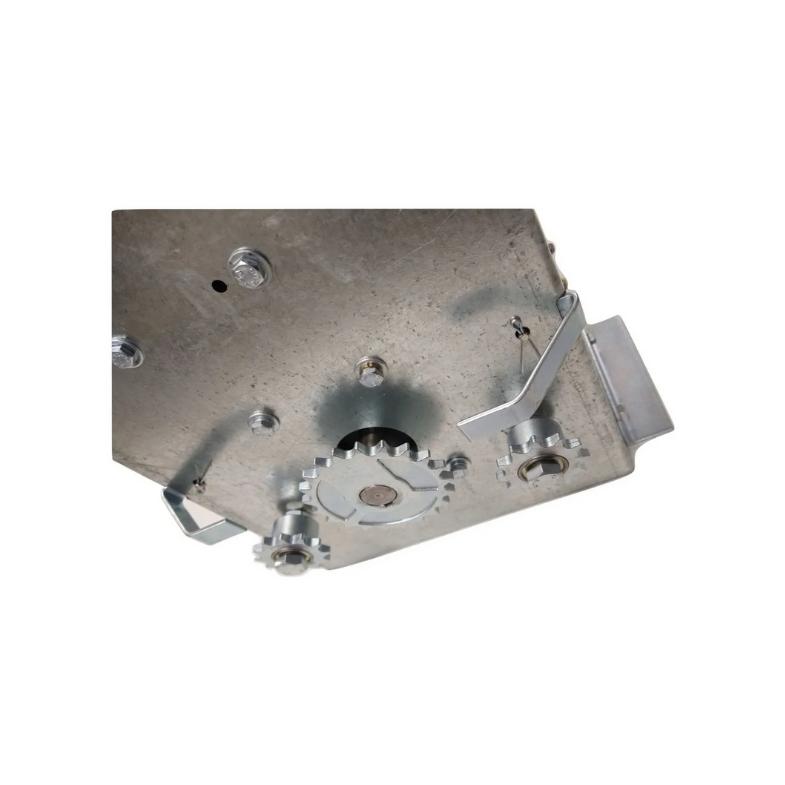 Motor Portão Deslizante Semi-industrial Corrente 5 Mts
