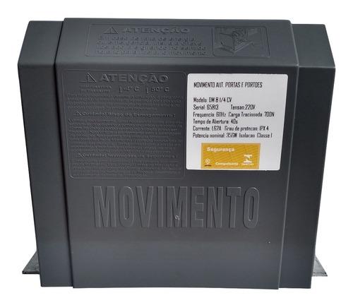 Movimentador Motor Portão Deslizante DM08 Movimento Original