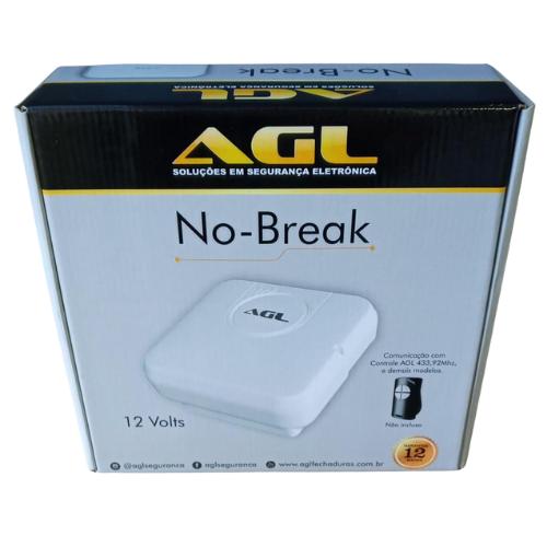 No-break 12 Volts Para Fechadura Eletroímã Geral