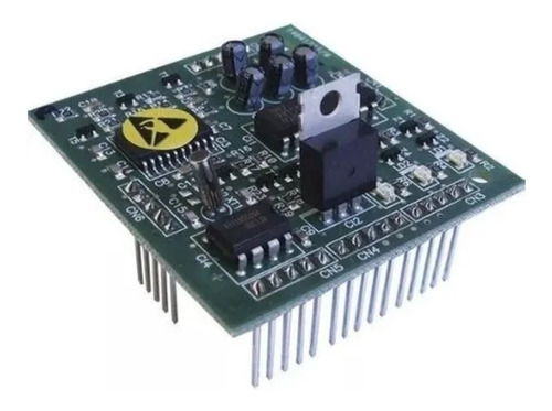 Placa De Comunicação Para Conectar Modulare