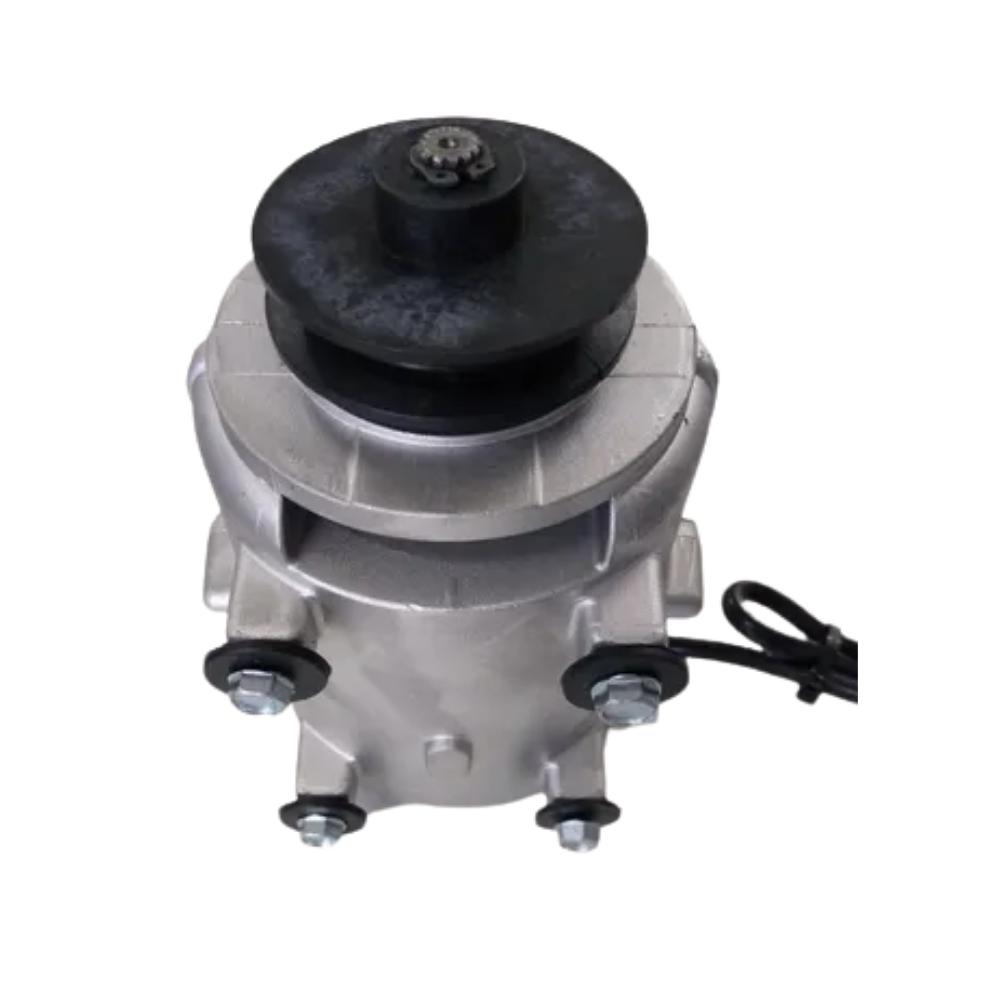 Redutor 1:23 e Motor Com Capacitor para Portão Eletrônico Celtron