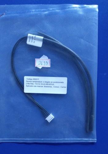 Sensor de Temperatura para Ar Condicionado Split 10k