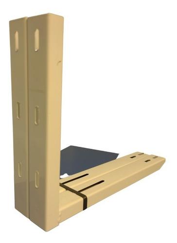 Suporte Ar Condicionado 500mm 18.000/24.000 Btus Kit Fixação