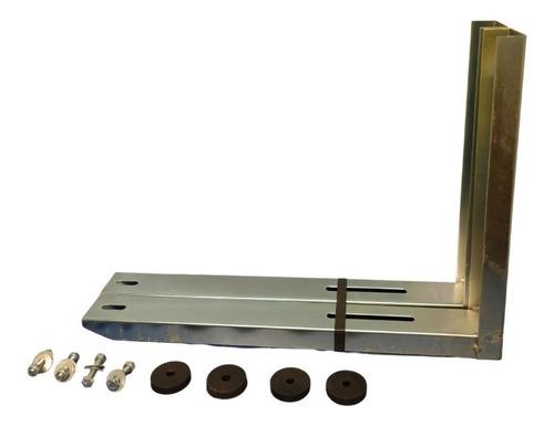 Suporte Para Ar Condicionado Split 400mm 18/24.000 BTUs Galvanizado Não Enferruja