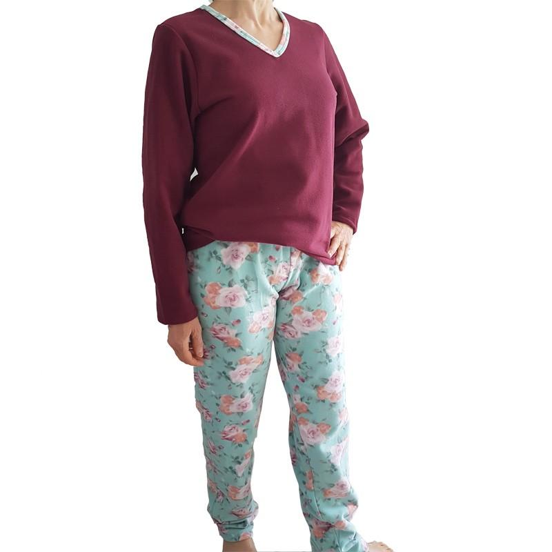 Pijama Feminino Inverno de Microsoft
