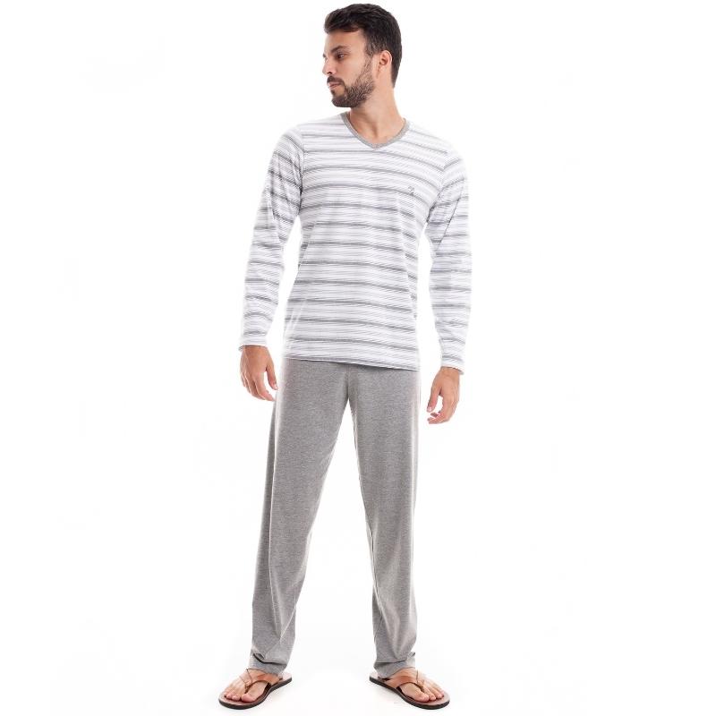 Pijama Masculino de Inverno