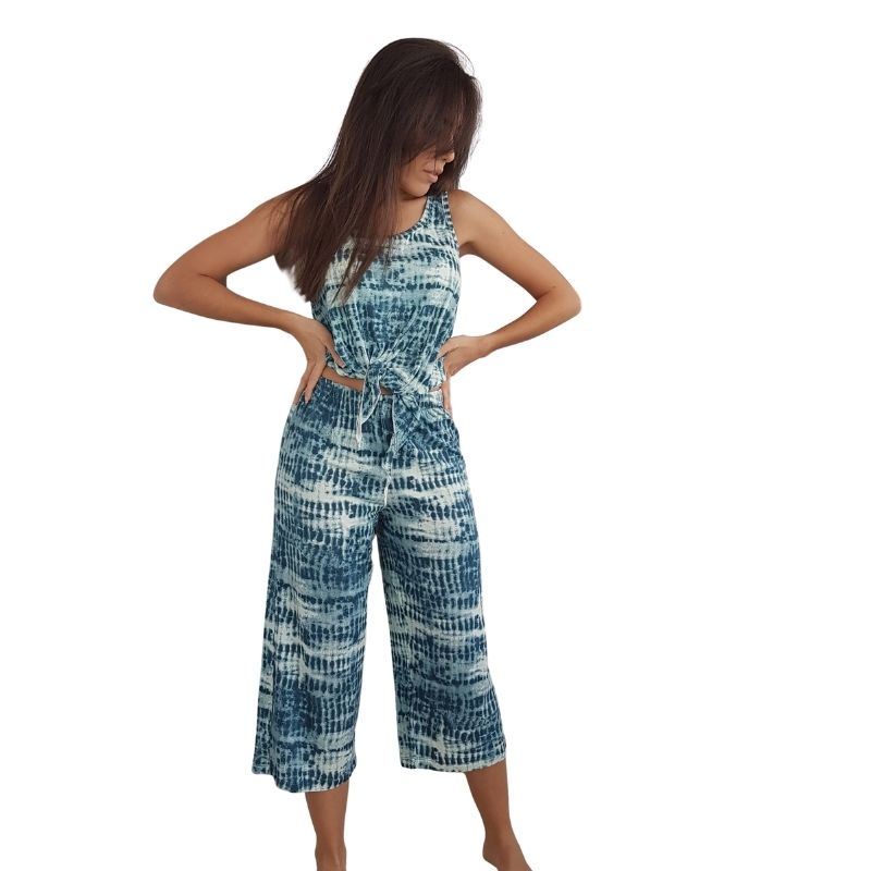 Pijama Pantacourt