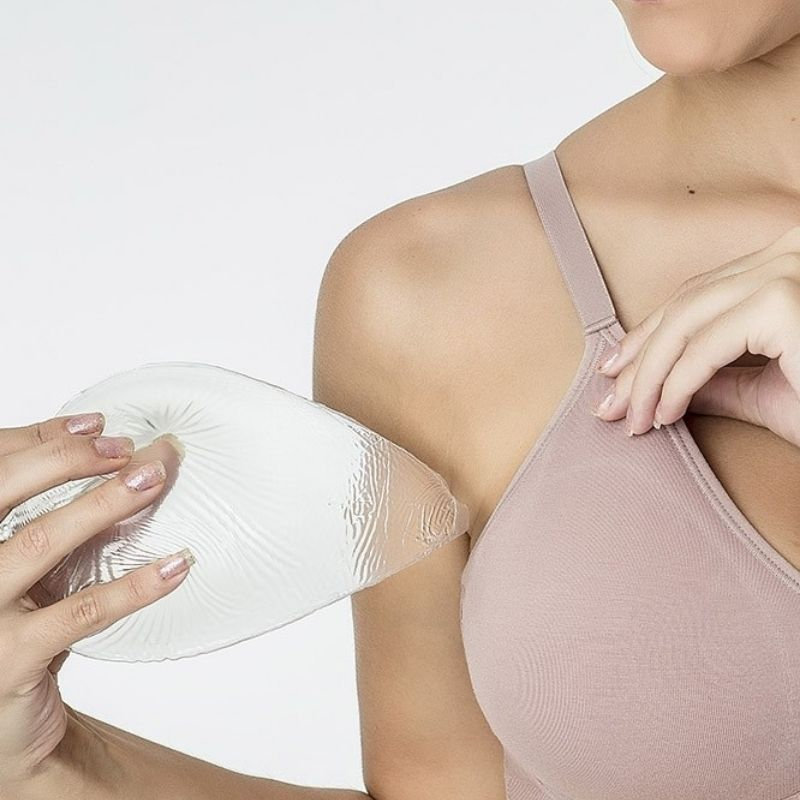 Sutiã Pós Mastectomia