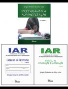 Kit Iar Livro + Caderno + Manual