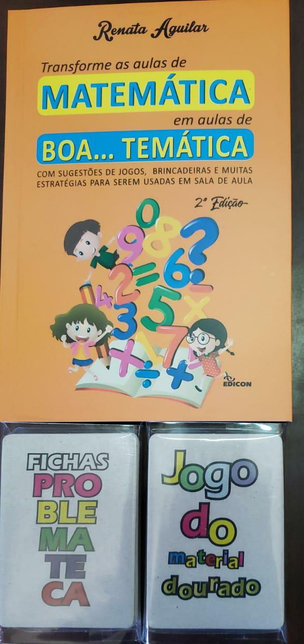 Transforme as aulas de matemática  em aulas de boa... temática + baralhos