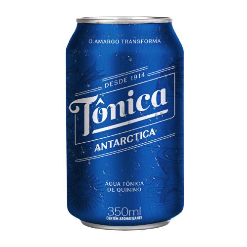 Água Tônica Antarctica 350Ml Lata