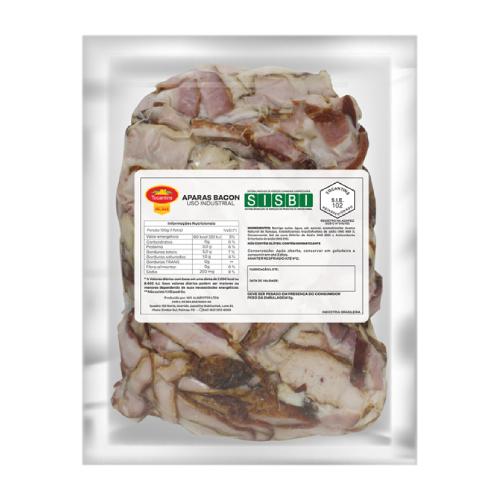 Bacon Lanche Sem Pele 1Kg Tocantins