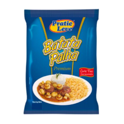 Batata Palha Premium 250G Pratic Leve