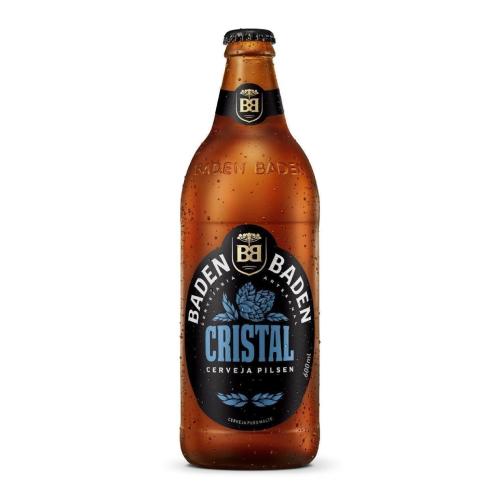Cerveja Baden Pilsen 600Ml Garrafa