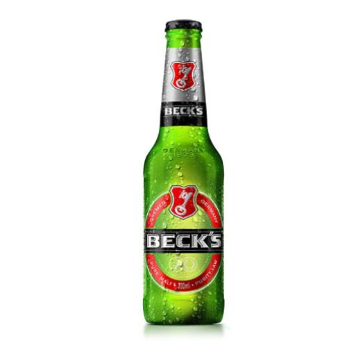 Cerveja Becks 330Ml Long Neck