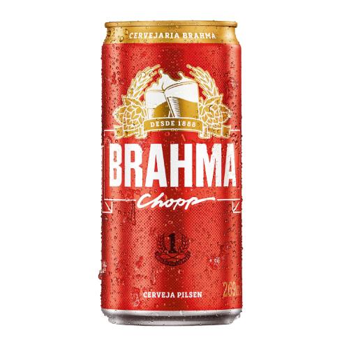 Cerveja Brahma Chopp 269ML Lata