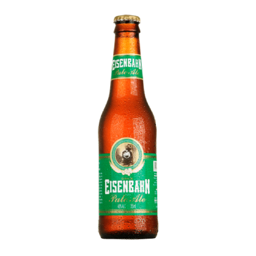 Cerveja Eisenbahn Pale Ale 355Ml Long Neck
