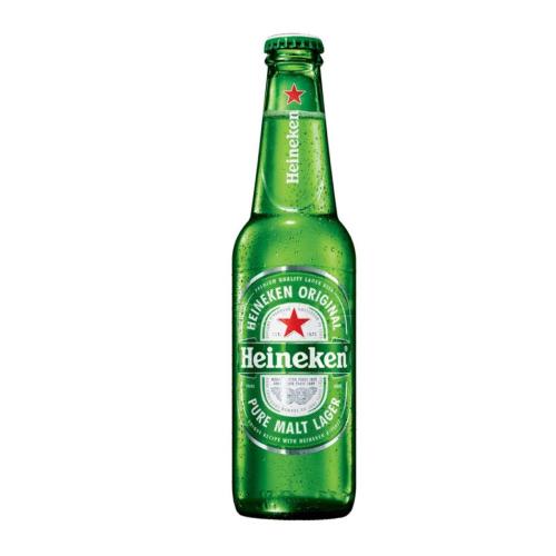 Cerveja Heineken 330Ml Longneck