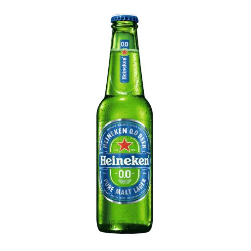 Cerveja Heineken Zero 330Ml Longneck