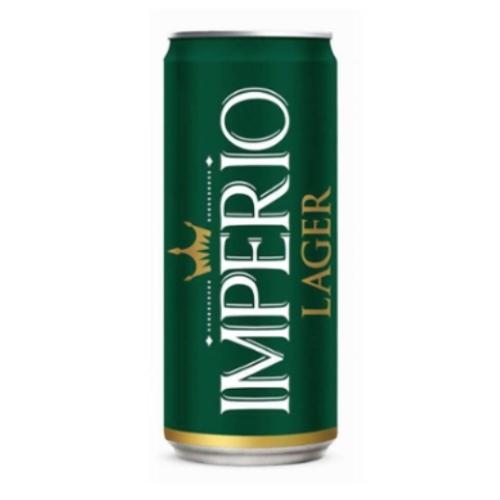 Cerveja Império 269Ml Lager