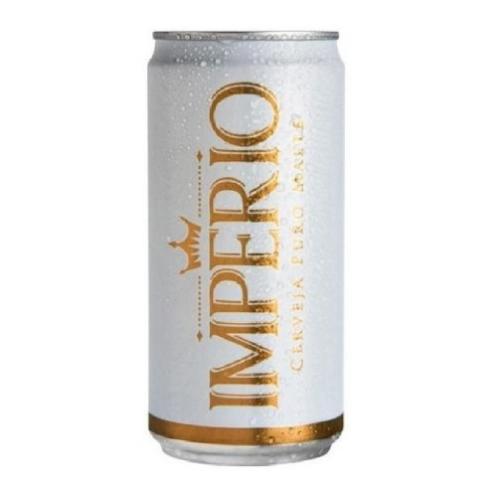 Cerveja Império Pilsen 269Ml Lata