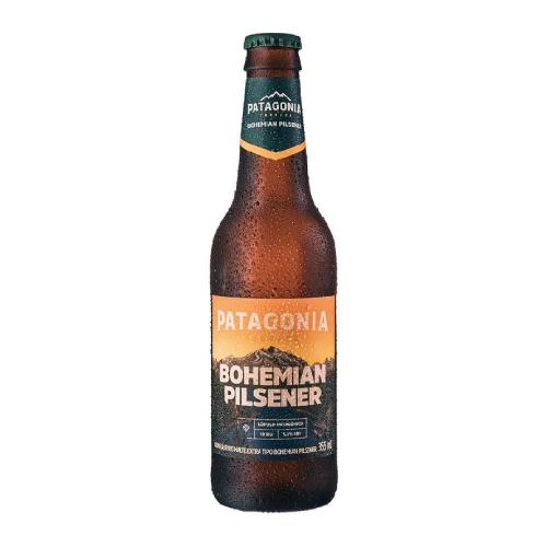 Cerveja Patagonia Boheimian 355Ml
