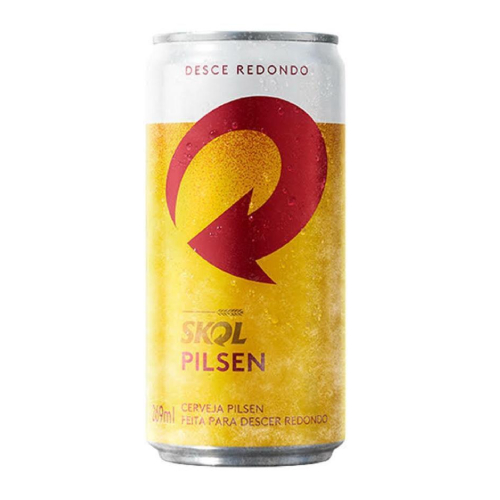Cerveja Skol Pilsen 269Ml Lata