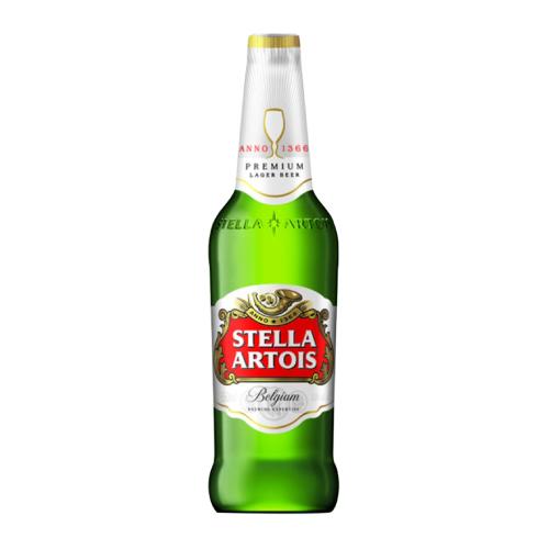 Cerveja Stella Artois 550Ml