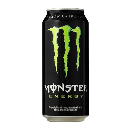 Energético Monster Energy 473Ml Lata