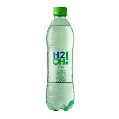 H2oh Limão 500Ml Com Gás