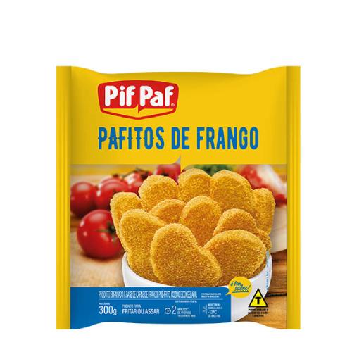 Empanados De Frango Pafitos 300G Pif Paf