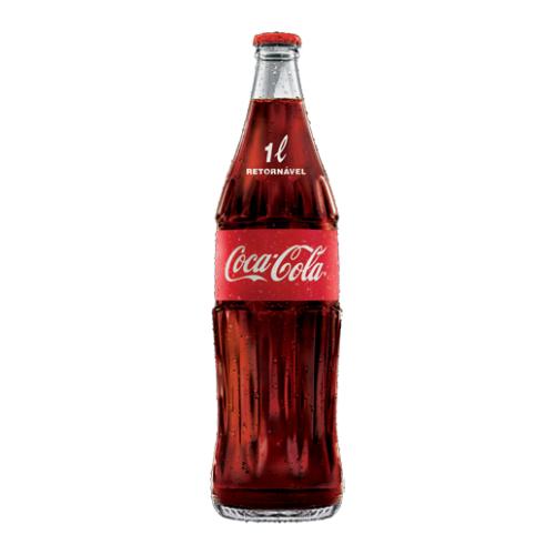 Refrigerante Coca Cola 1L LS Vidro