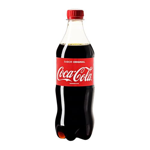 Refrigerante Coca Cola 600Ml